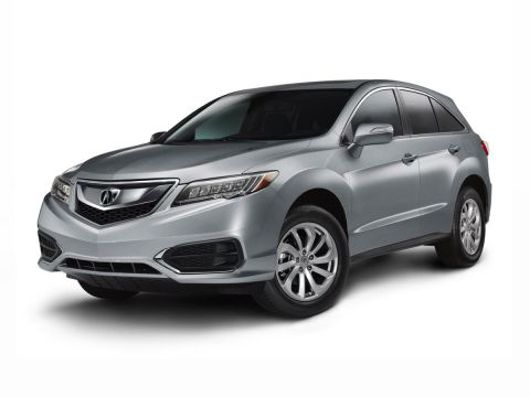 New 2017 Acura RDX AWD with Technology Package With Navigation & AWD