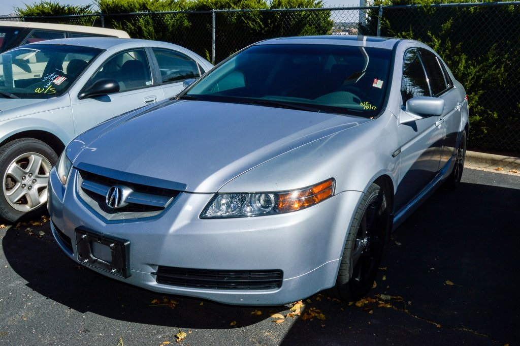 pre owned 2004 acura tl base 4d sedan in colorado springs. Black Bedroom Furniture Sets. Home Design Ideas