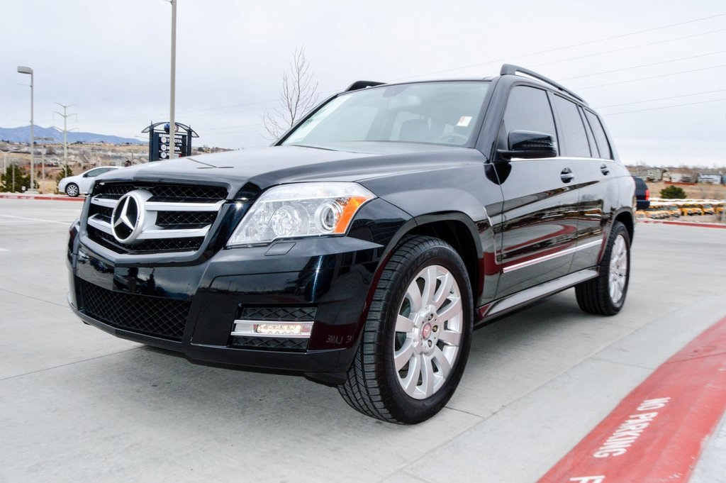 Pre owned 2012 mercedes benz glk glk350 4d sport utility for 2012 mercedes benz glk